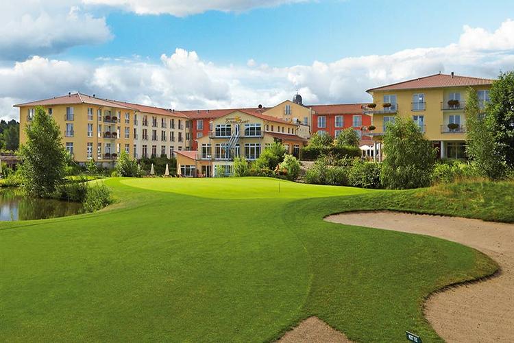 golfhotel hotel castanea resort first class golf. Black Bedroom Furniture Sets. Home Design Ideas